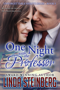 One Night with the Professor -- Lind Steinberg